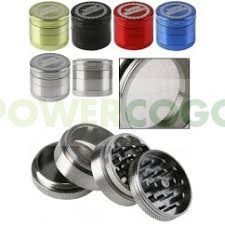 Grinder Green Machine 4 Partes Tamiz 55 mm 4