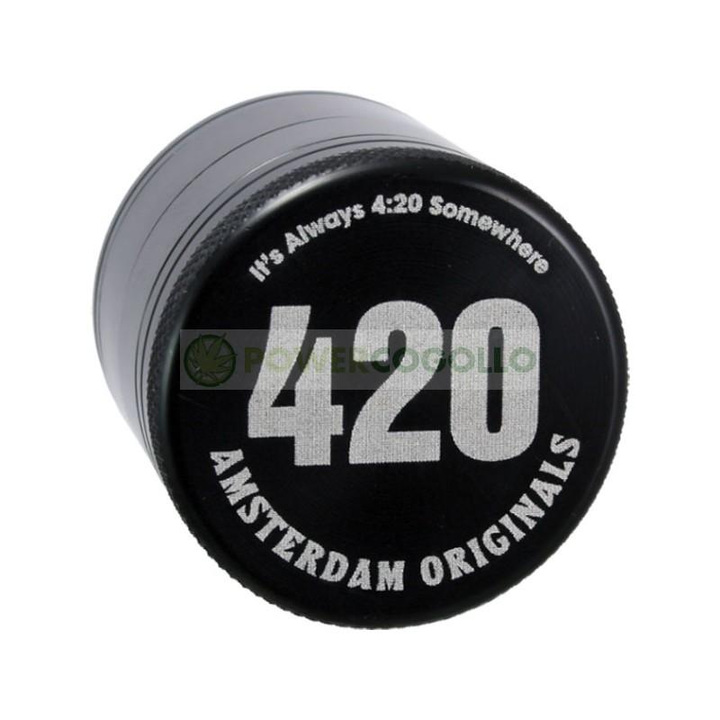 Grinder Aluminio 420 50mm 4 Partes 0