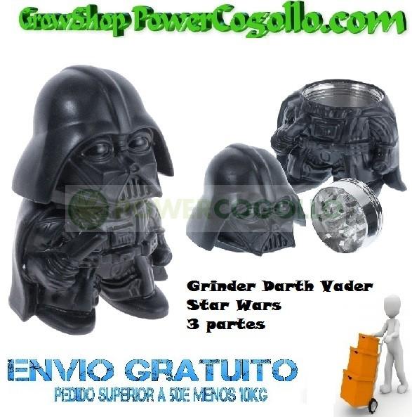 Grinder Darth Vader- Star Wars 3 partes 1