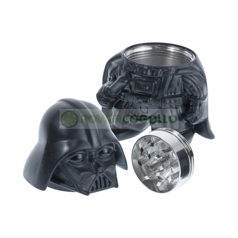Grinder Darth Vader- Star Wars 3 partes 4