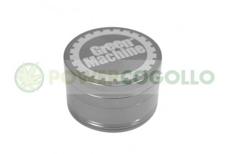 Grinder Green Machine 4 Partes Tamiz 55 mm 1
