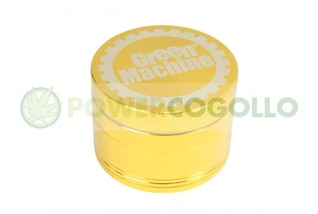Grinder Green Machine 4 Partes Tamiz 55 mm 3