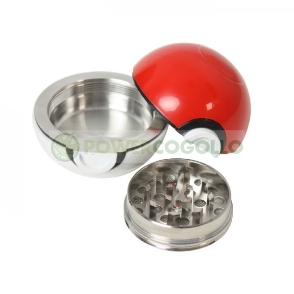 Grinder Pokemon Pokeball 3 Partes 2