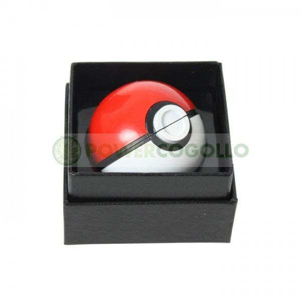 Grinder Pokemon Pokeball 3 Partes 1