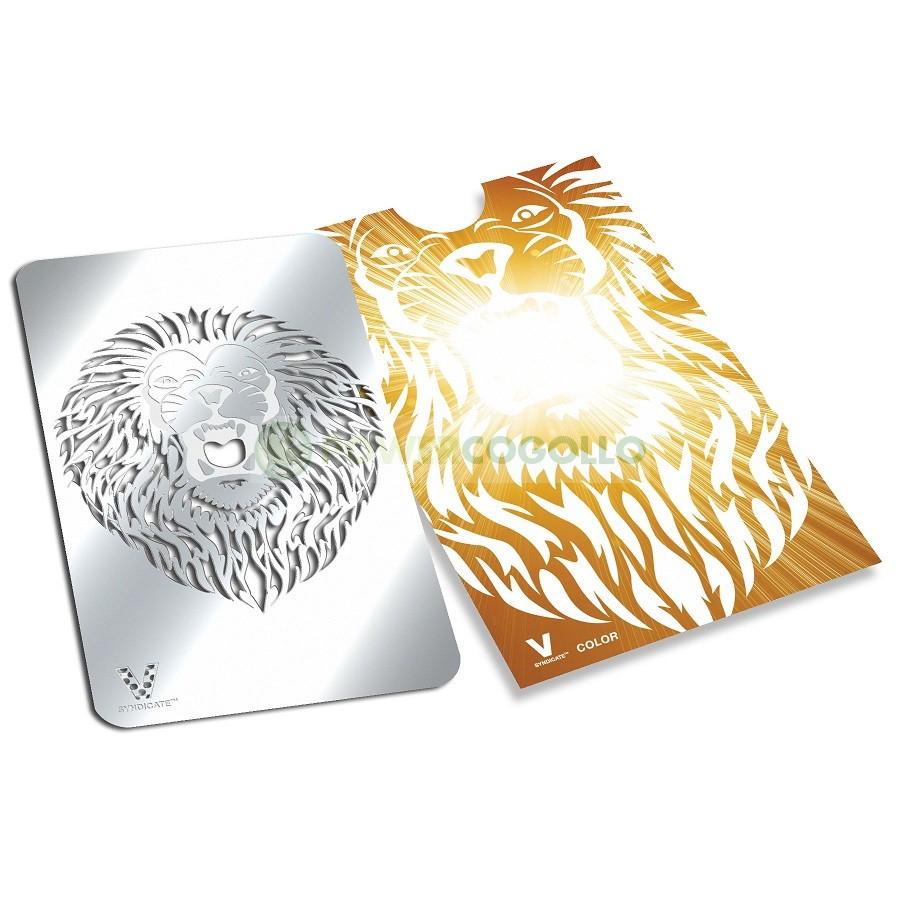 Grinder Tarjeta Moledora Roaring Lion 0