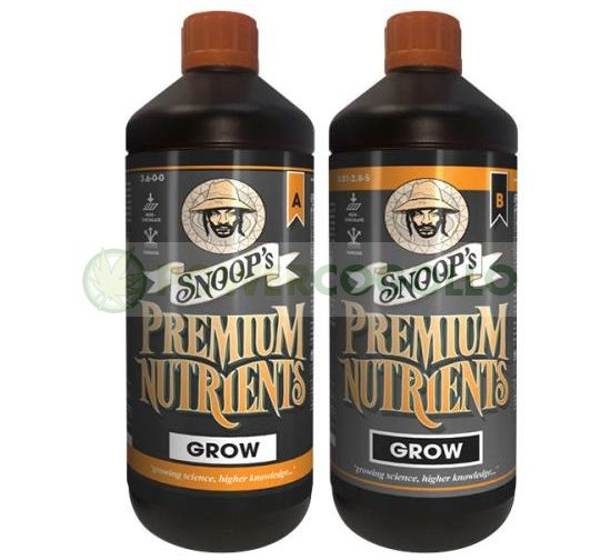 GROW A&B SNOOPS PREMIUM NUTRIENTS 0