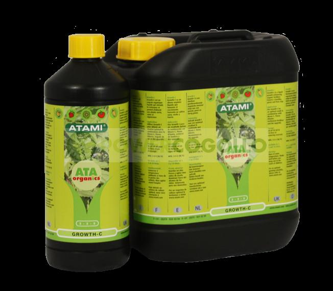 Growth C Ata Organics abono líquido orgánico 0