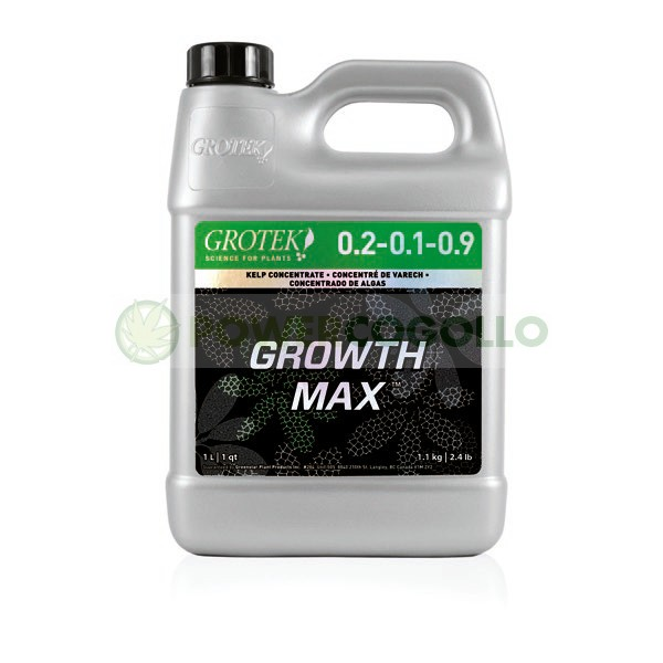 Growth Max Grotek Organics 0