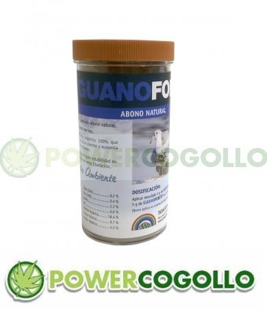 Guanoforte Grow de aves marinas (Trabe)-350 gr 0