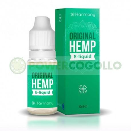 HARMONY E-LIQUID ORIGINAL HEMP (CBD) 0