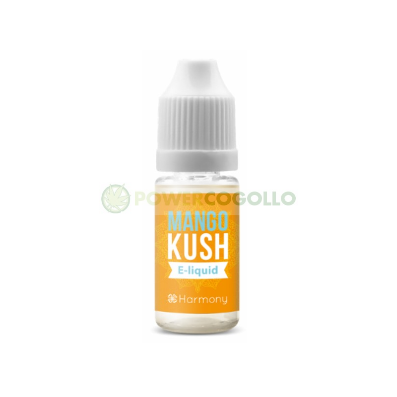 HARMONY MANGO KUSH E-LIQUID (CBD) 1
