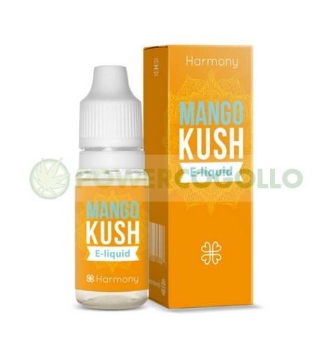 HARMONY MANGO KUSH E-LIQUID (CBD) 0