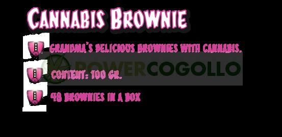 HashBrownie Cannabis (Cannashok) 1