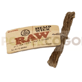 Cuerda de Cáñamo Raw Hemp Wick 2