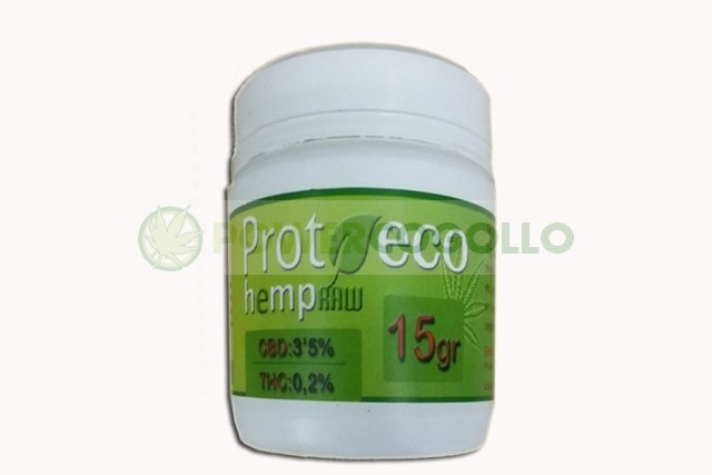 Hemp Raw Picadura CBD (Prot-eco) 15 gramos 1
