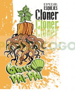 Hormonas Cloner Gel (Green Pai-Pai) 1
