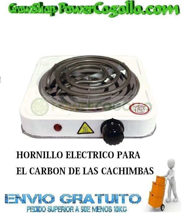 HORNILLO ELECTRICO CARBON CACHIMBA 0