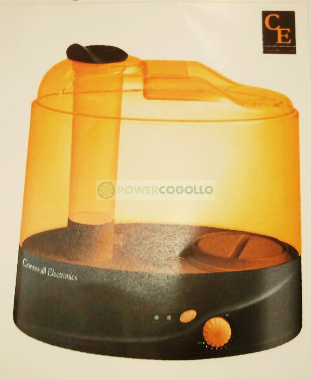 Humidificador 9 Litrosdía Cornwall Electronics 0