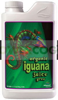 Organic Iguana Juice Grow 0