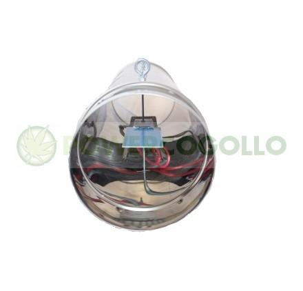 Ozonizador Indizono Conducto 200 mm (7000mg/h) 0
