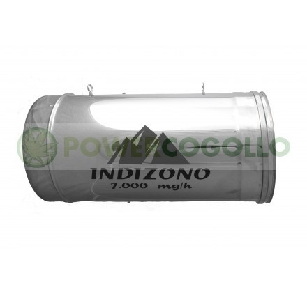 Ozonizador Indizono Conducto 250 mm (7000mg/h) (Default) 0
