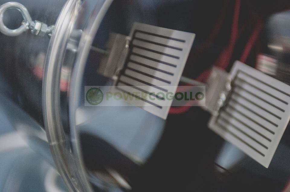 Placa Cerámica Recambio Ozonizador Indizono 3500mg/h 0