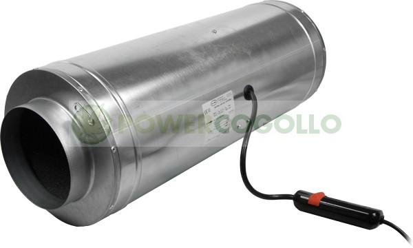 Extractor Insonorizado ISO-MAX  0