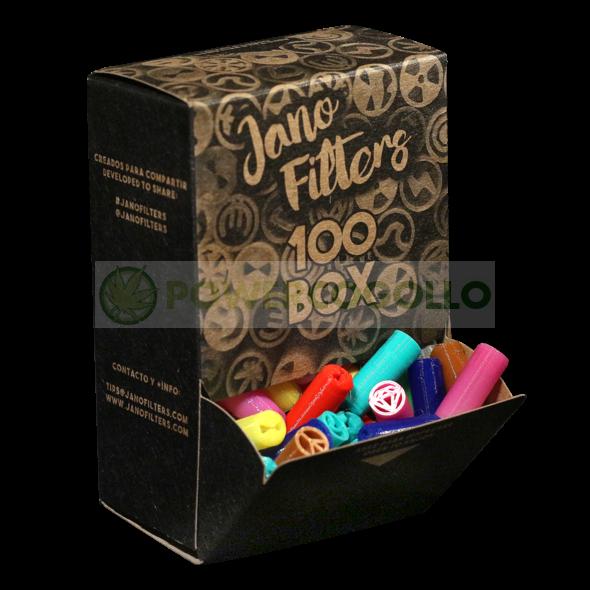JANO FILTER 100 MIXED FILTERS BOX 0