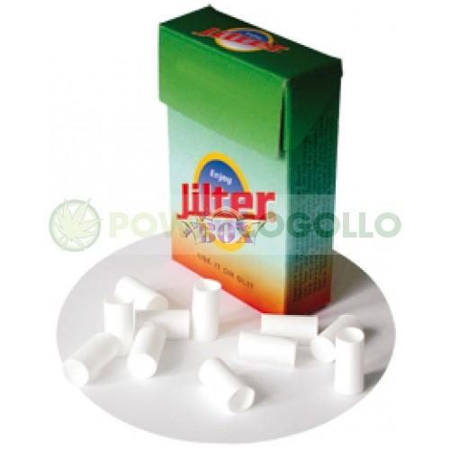 Filtros esponja Jilter Filter Boquilla Líar Cigarro 2