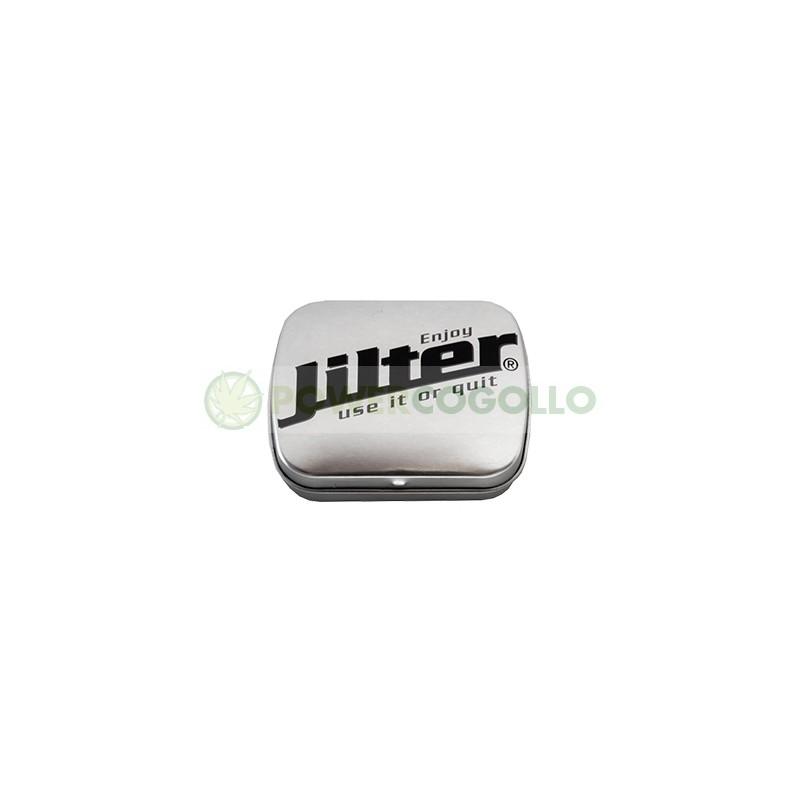 Jilter Filter Caja de Metal 60 unidades 2