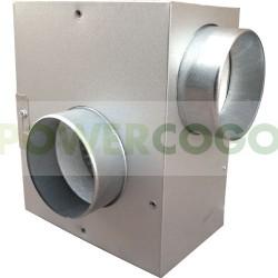 Extractor con Caja Metálica KATRINA  0