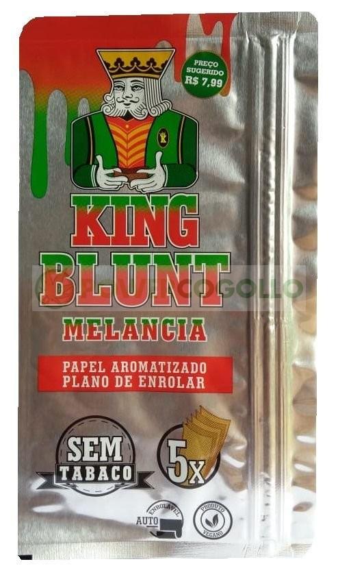 KING BLUNT WRAPS K.S. 5 HOJAS SABORES 4