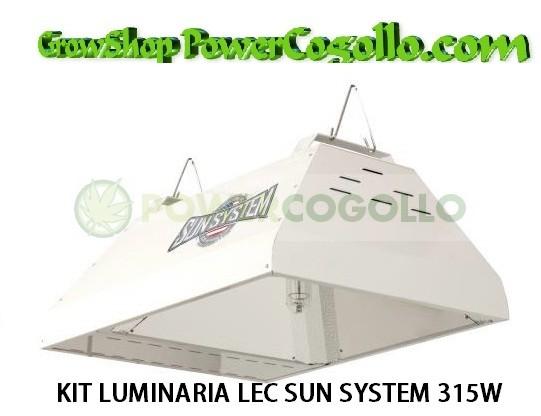 KIT-LUMINARIA-LEC-SUN-SYSTEM-315W 0