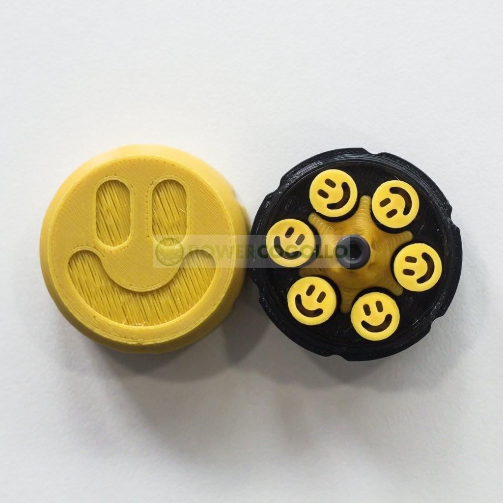 KIT REVOLVER + MYSTERY BOX 25 JANO FILTERS-smile 4