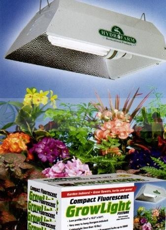 Kit 150 w Floramax CFL + Reflector Blanco 0