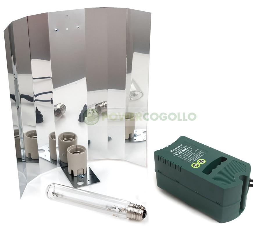 Kit 400 W VDL Sunmaster Dual Liso 1
