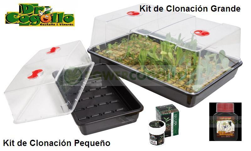 Kit de Clonación Propagación + Invernadero 0