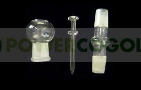 Kit Conversión BHO Recto 19 mm BHO Borosilicato 0