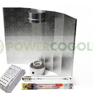Kit 600 W Sunmaster HPS Cool-Wings 125  0