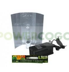 Kit 400 W Eti CL-II MEGALIGHT STUCCO 0