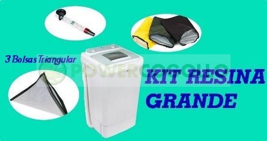 Kit lavadora completo para la extacción Resina de la Marihuana BubbleXtractor Gigante 2