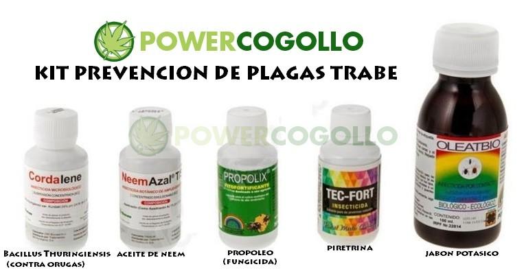 Kit Prevención Plagas Ecológico (Trabe) 0