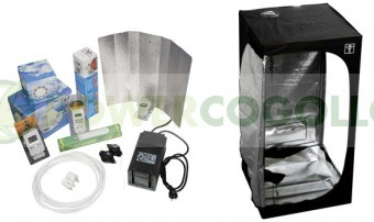 KIT ARMARIO CULTIVO COMPLETO CULTIBOX SG-COMBI S 80X80 Marihuana 0