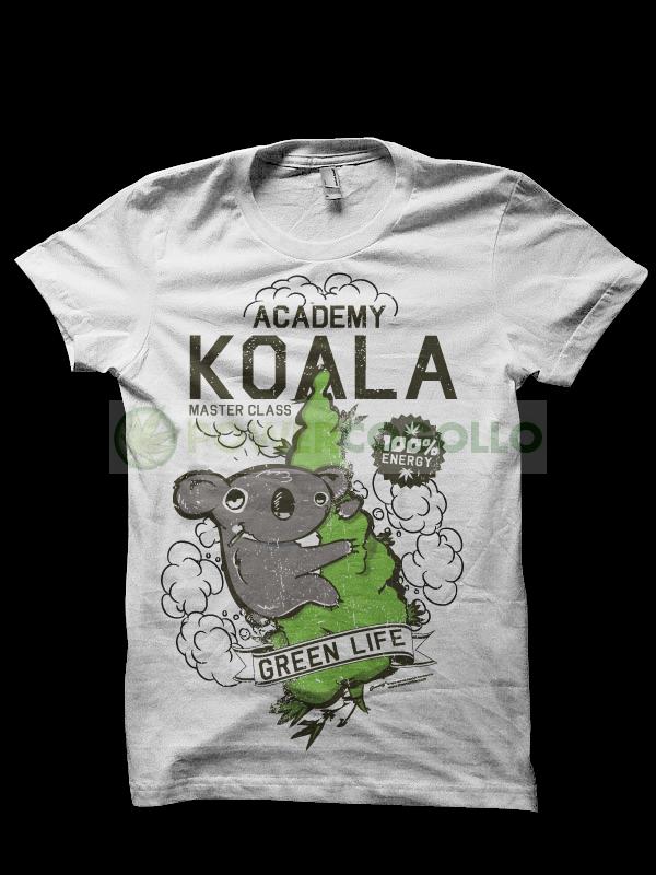 Camiseta Academy Koala 0
