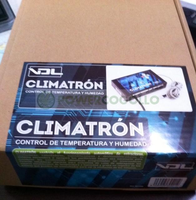 Comprar Control de Clima Digital CLIMATRON VDL para el cultivo interior Cannabis 1