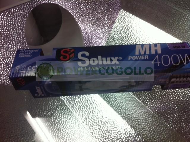 Bombilla Solux de 600w Halogenuro Metálico 1