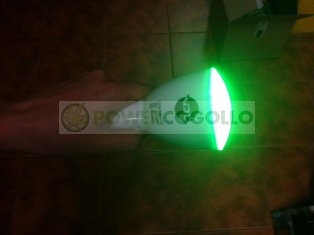 Green Eye Linterna/ Bombilla Luz Verde 1
