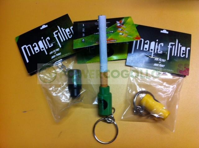 Magic Filter. Extrae el filtro del Cigarro 2
