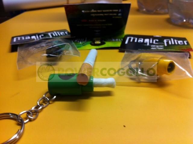Magic Filter. Extrae el filtro del Cigarro 3