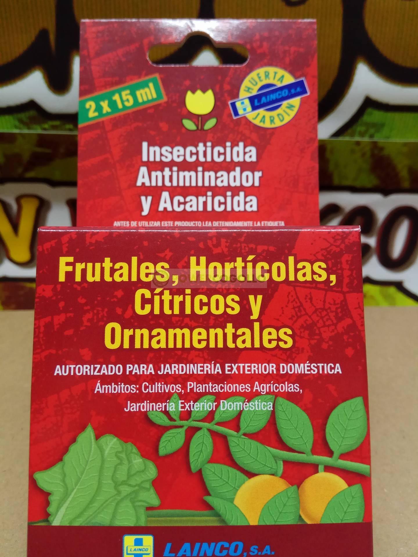 LaOtta Acaricida Abacmentina 1,8% 0